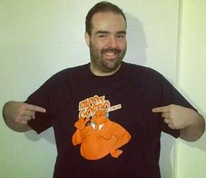 Compre a sua camiseta do Papo de Gordo