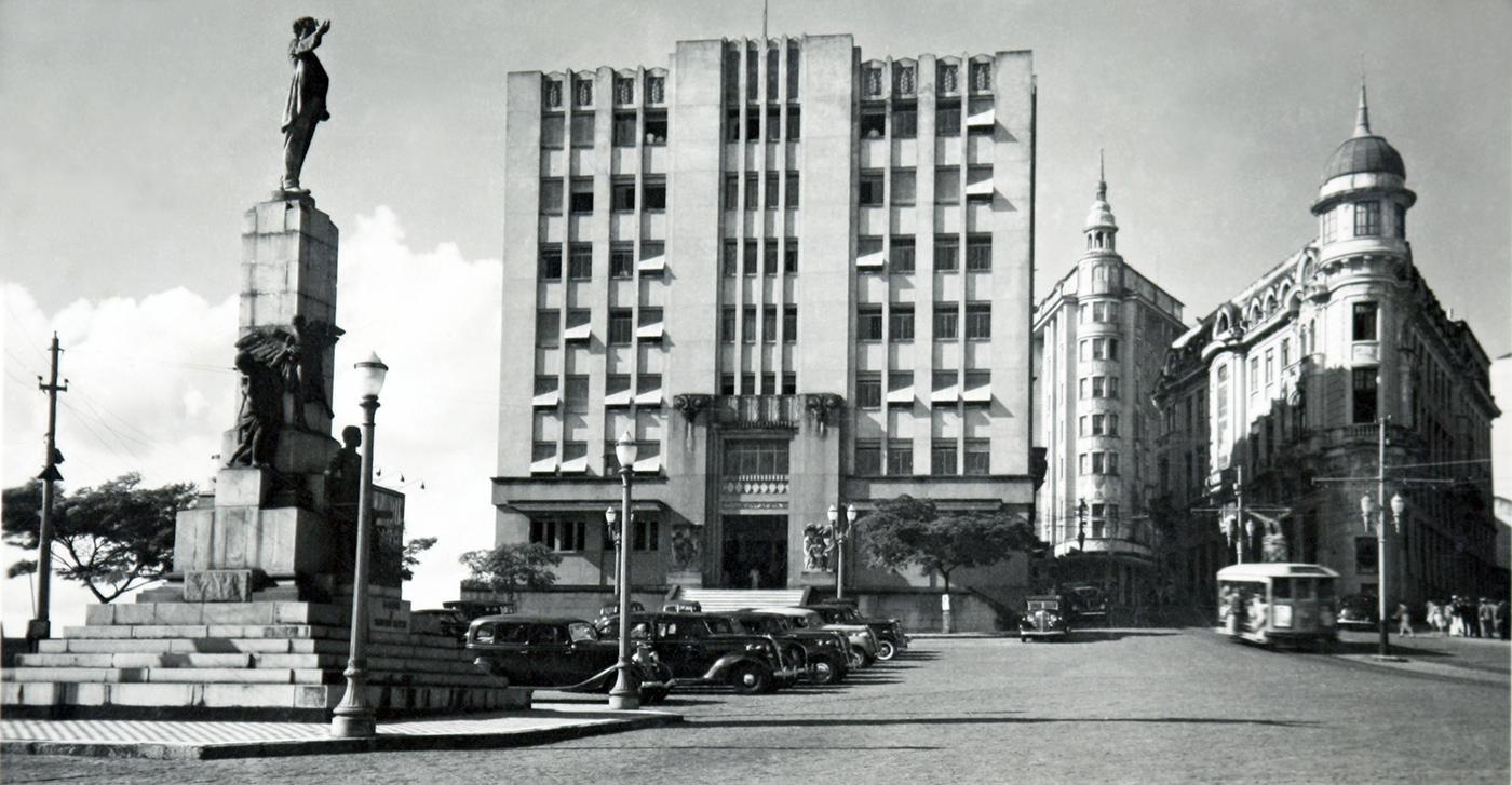 praça Castro Alves antiga