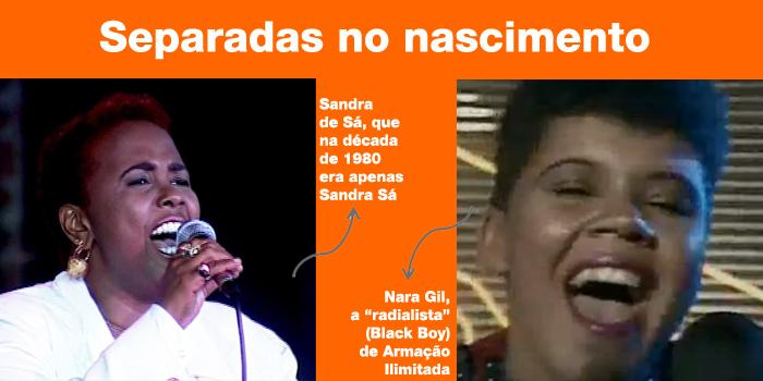 f737014c87e Podcast Papo de Gordo 60 - Sandra de Sá e Preta Gil