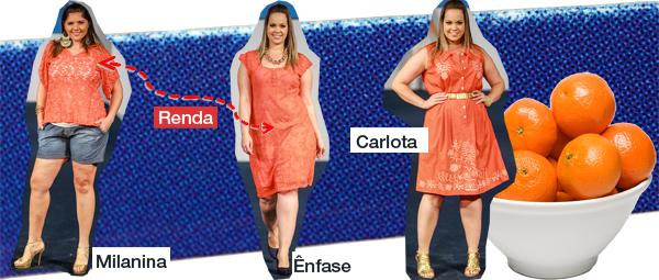 Aposte nos tons de tangerina e laranja para compor seus looks no Verão 2013!