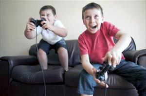 Videogames podem ajudar combater a obesidade infantil